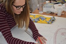 FULL / SOLD OUT COPY YOUR OWN CLOTHES TO MAKE A SEWING PATTERN WORKSHOP SUNDAY 8TH MARCH 2020